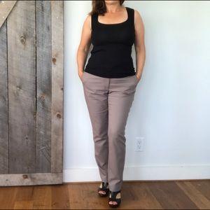 Taupe dress pants, H & M